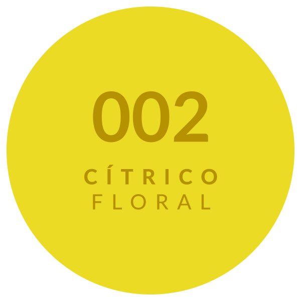 Perfume Cítrico Floral 002