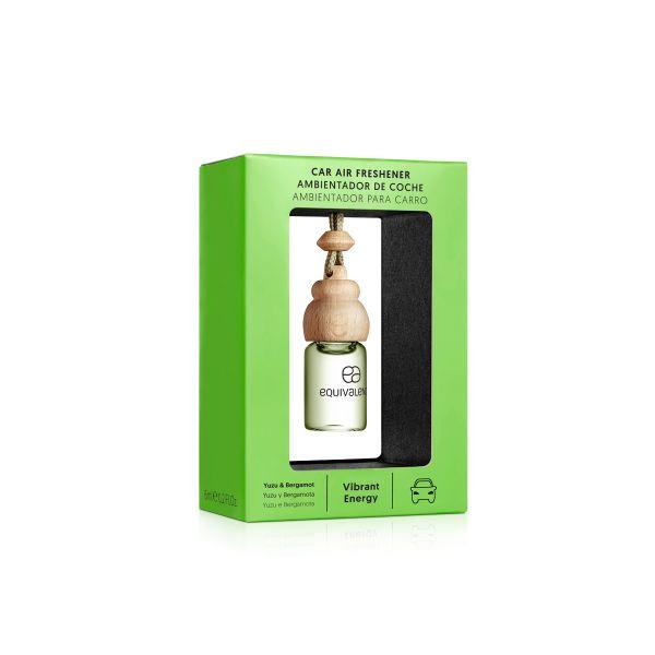 Deodorante per auto Vibrant Energy (yuzu e bergamotto)