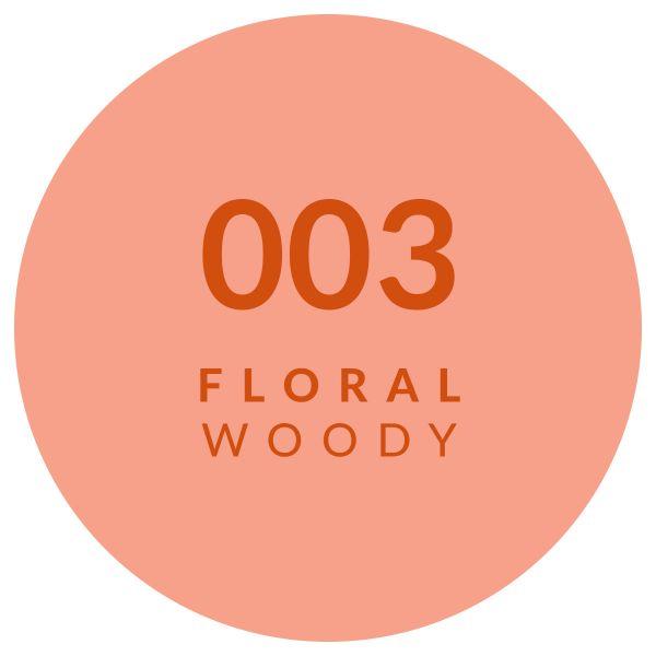 Perfume Floral Woody 003