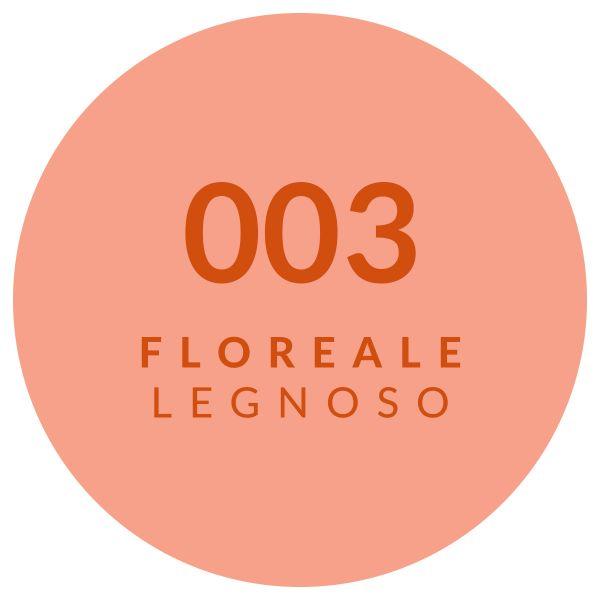 Profumo Floreale Legnoso 003