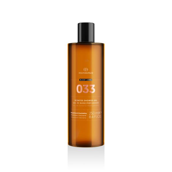 Gel douche Black Label 033