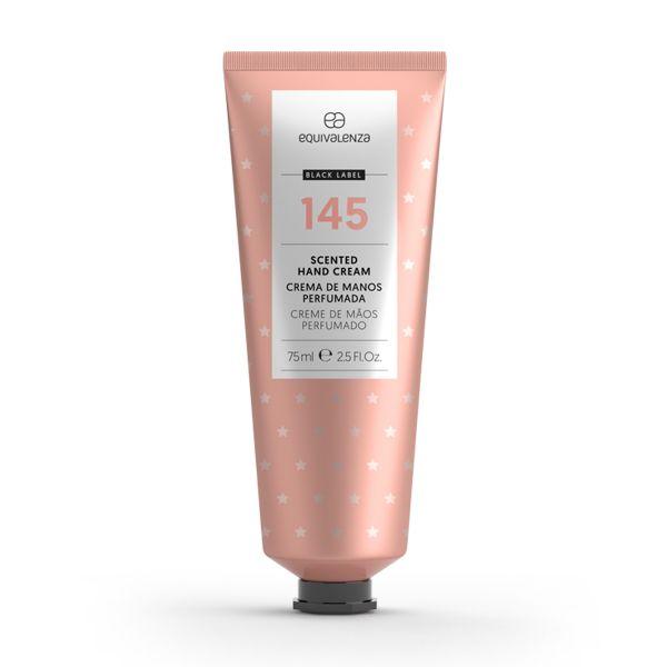 Crema de manos perfumada Black Label 145