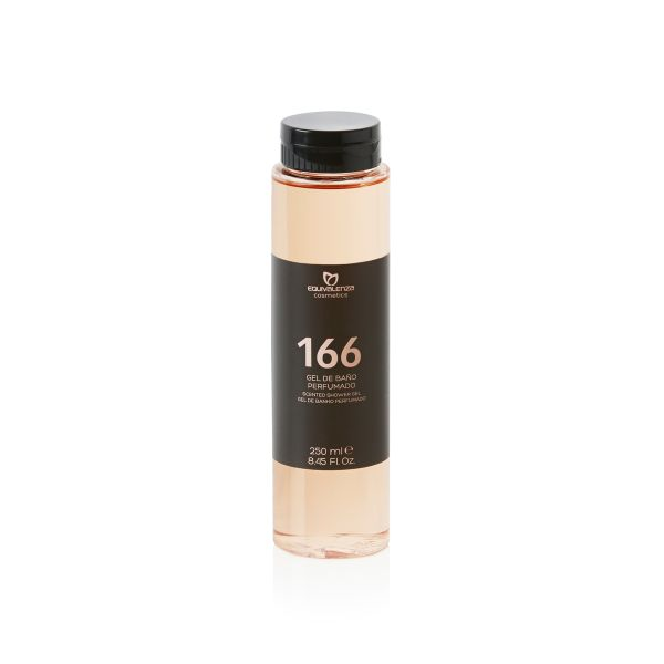 Gel de baño Black label 166
