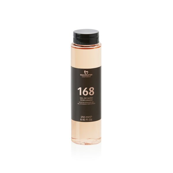 Gel Douche Black Label 168