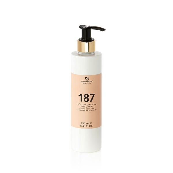 Lotion corporelle Black Label 187