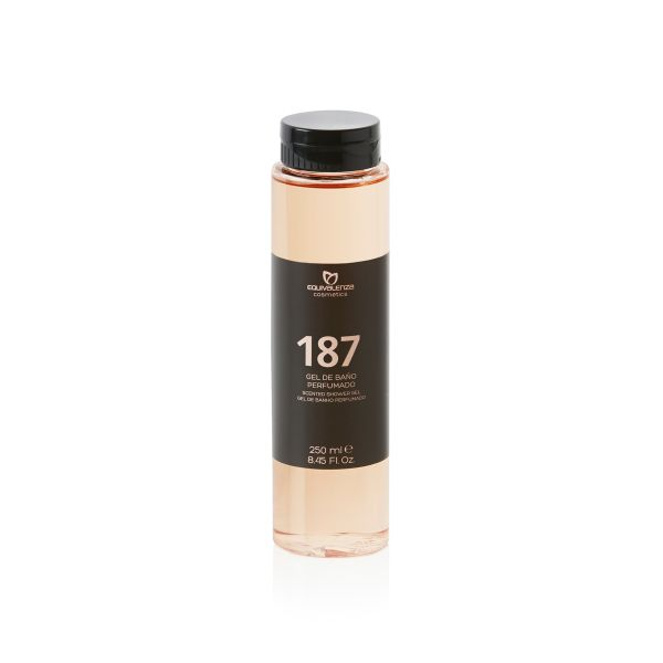 Black label Shower Gel 187