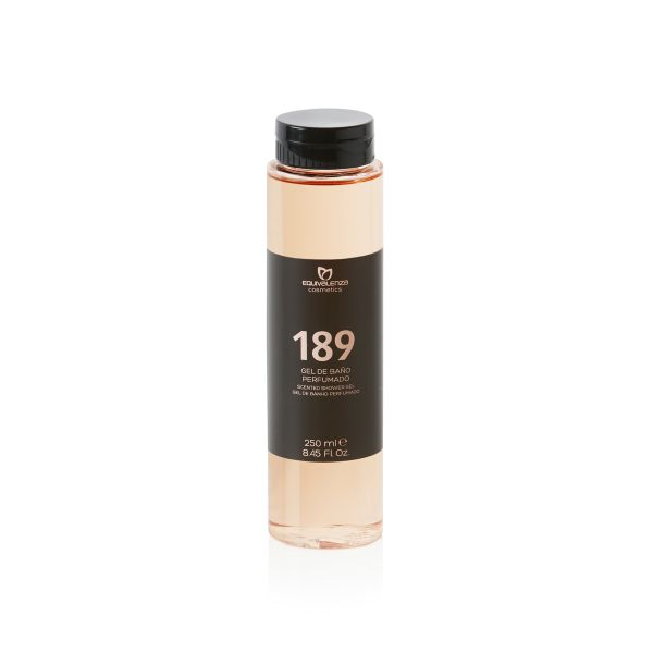 Black label Shower Gel 189