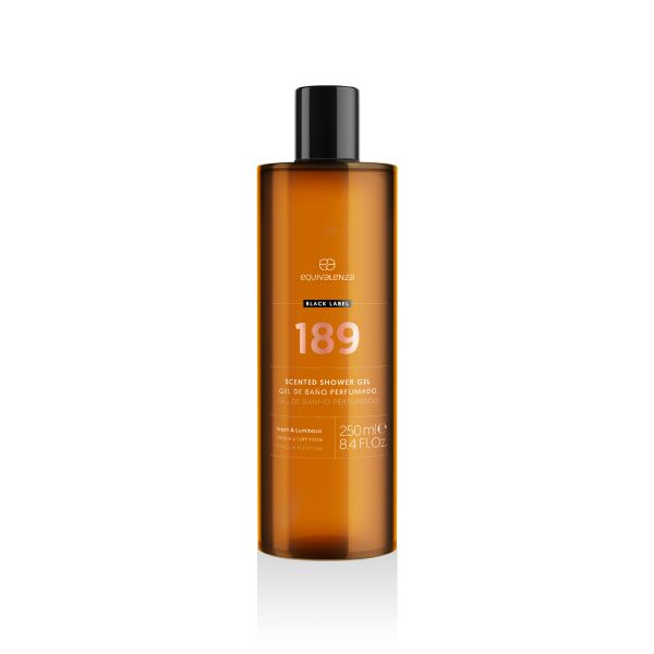 Gel de baño perfumado Black Label 189