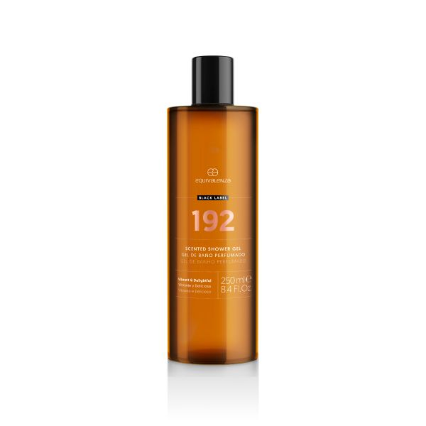 Black label shower gel 192