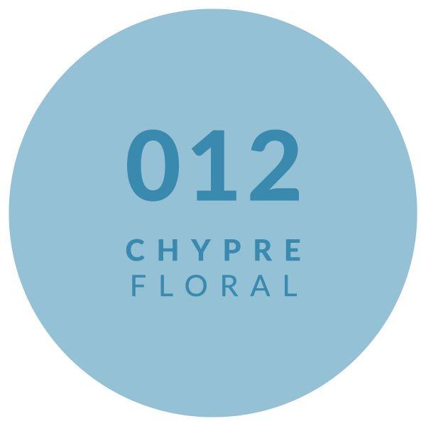 Chypré Floral 12