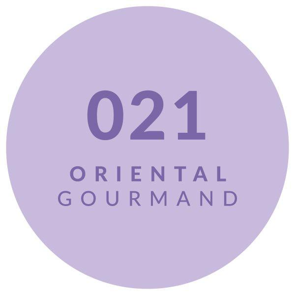 Oriental Gourmand 21