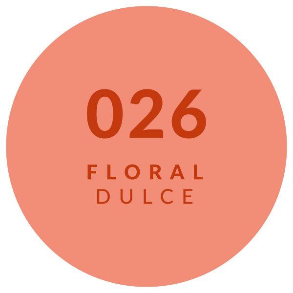 Floral Dulce 026
