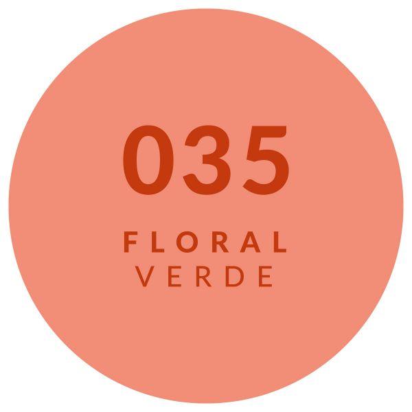 Floral Verde 035