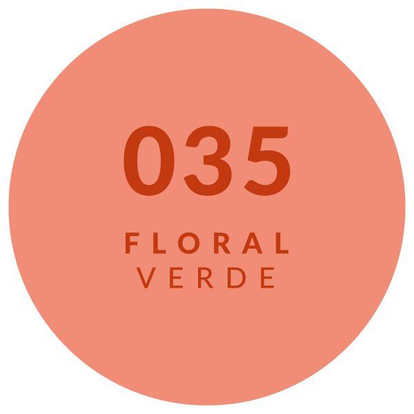 Floral Verde 35