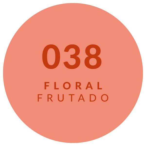 Floral Frutado 38