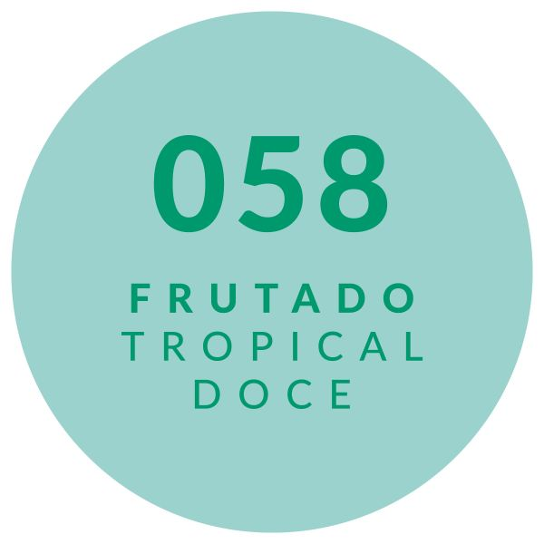 Frutado Tropical doce 58