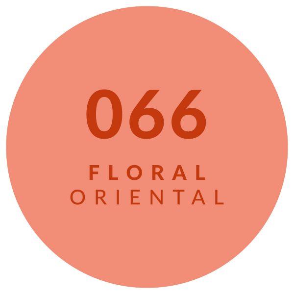 Floral Oriental 066