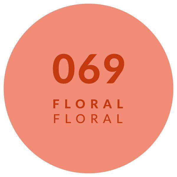 Floral Floral 069