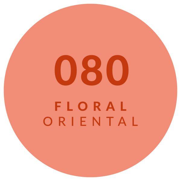 Floral Oriental 080