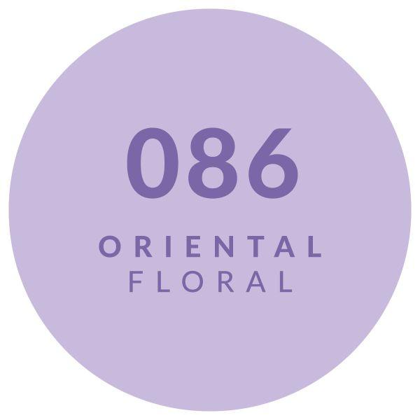 Oriental Floral 086