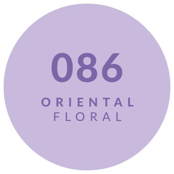 Oriental Floral 86