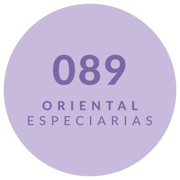 Oriental com Especiarias 89
