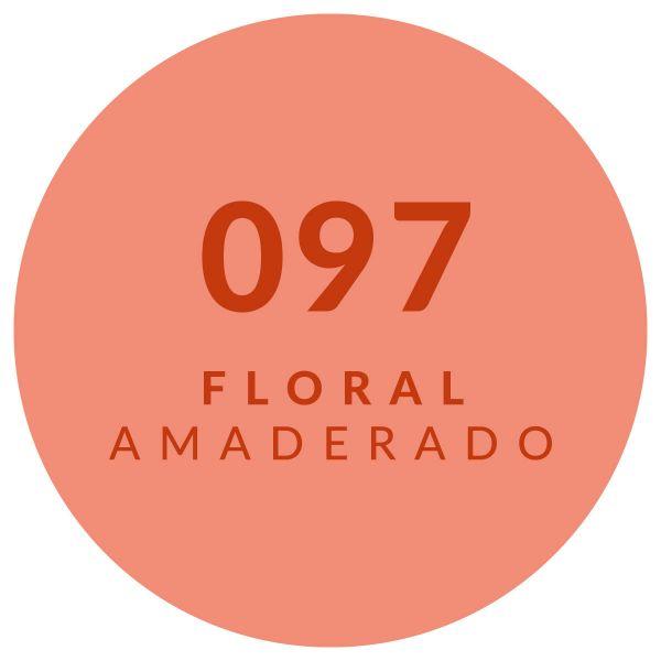 Floral Amaderado 097