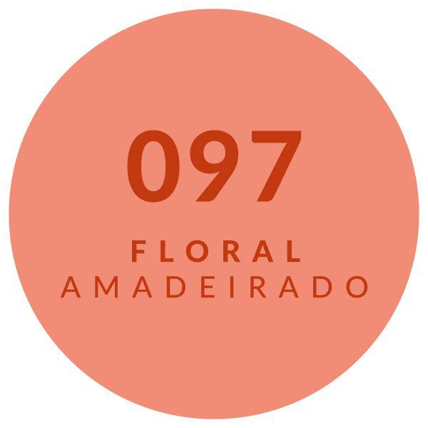 Floral Amadeirado 97