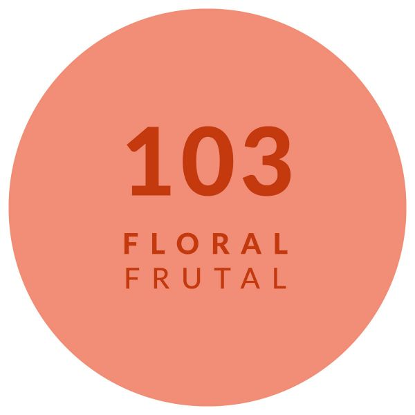Floral Frutal 103