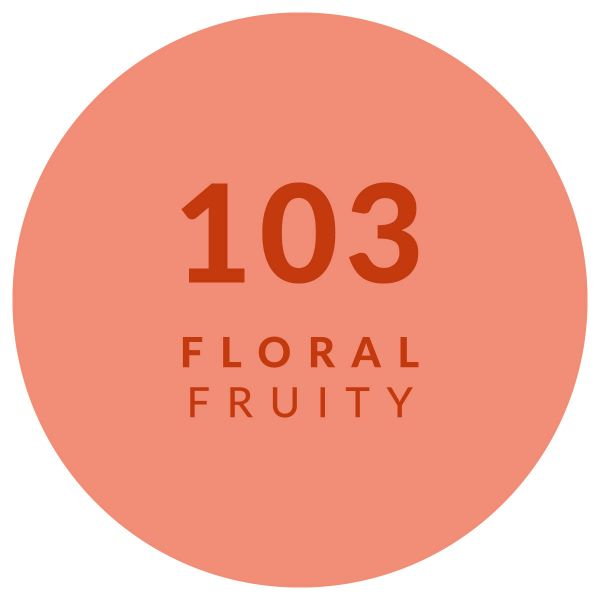 Floral Fruity 103
