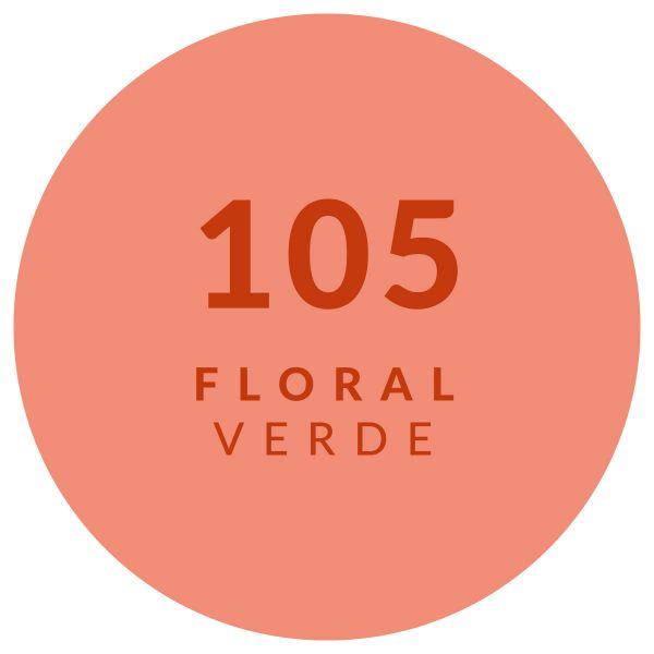 Floral Verde 105