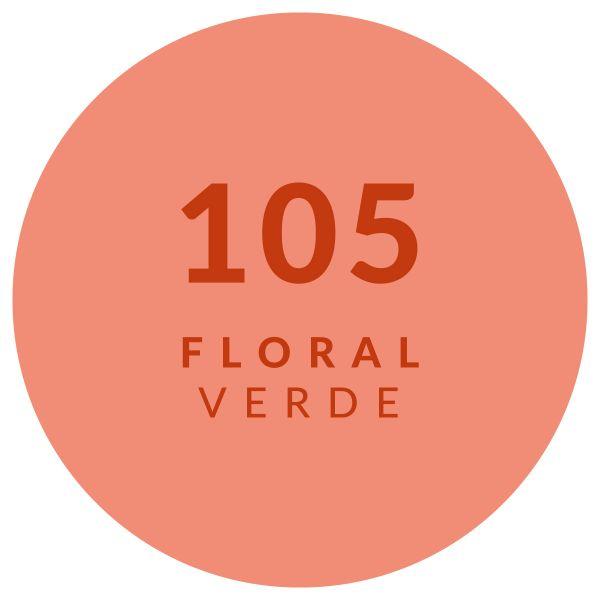 Floral Verde 15