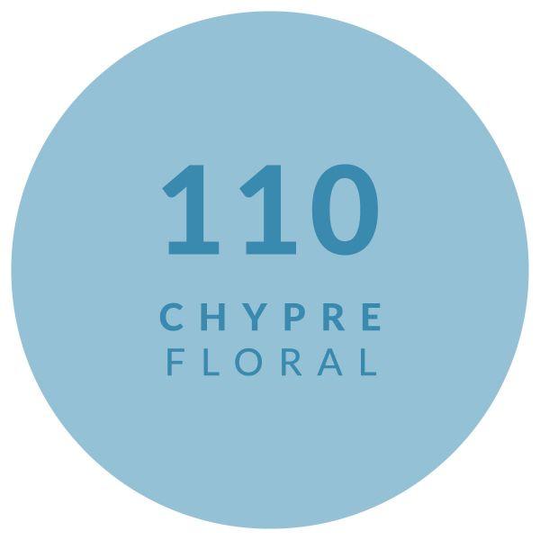 Chypre Floral 110