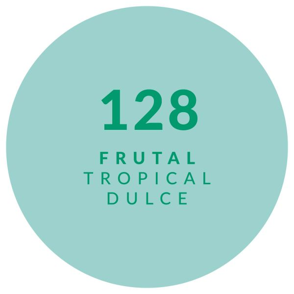 Frutal Tropical dulce 128