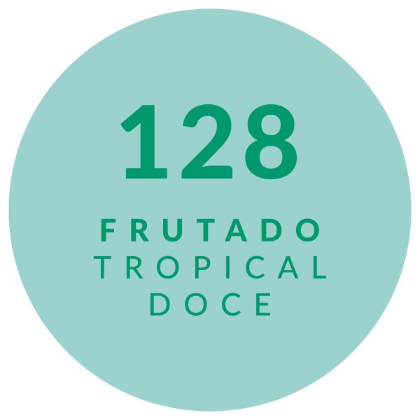 Frutado Tropical doce 128