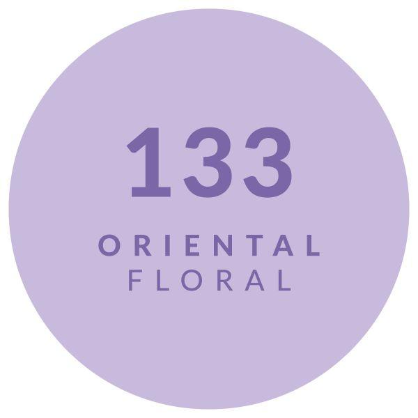 Oriental Floral 133