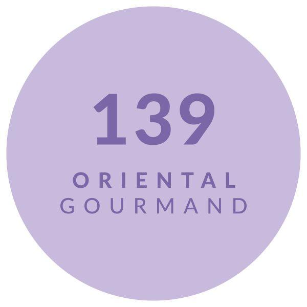 Oriental Gourmand 139