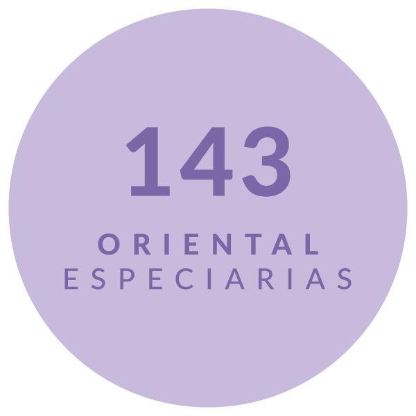 Oriental com Especiarias 143