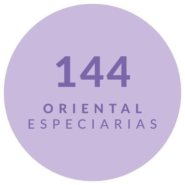 Oriental com Especiarias 144