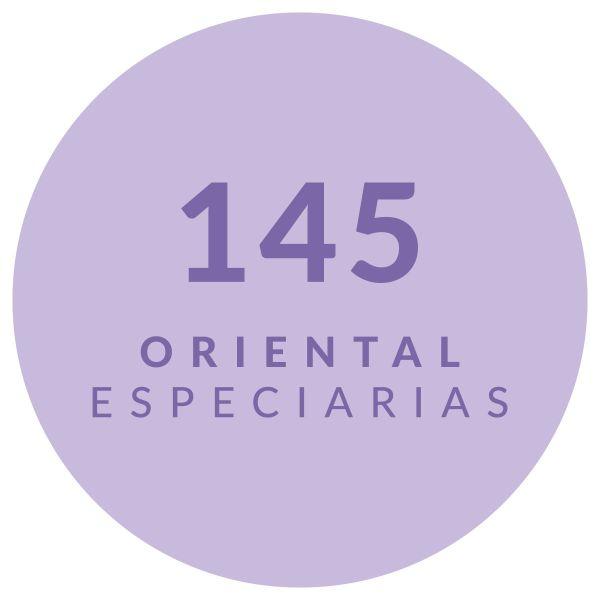Oriental com Especiarias 145