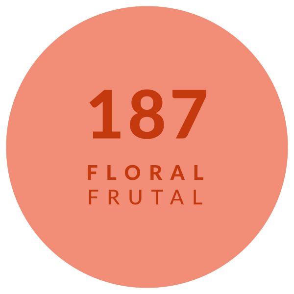 Floral Frutal 187