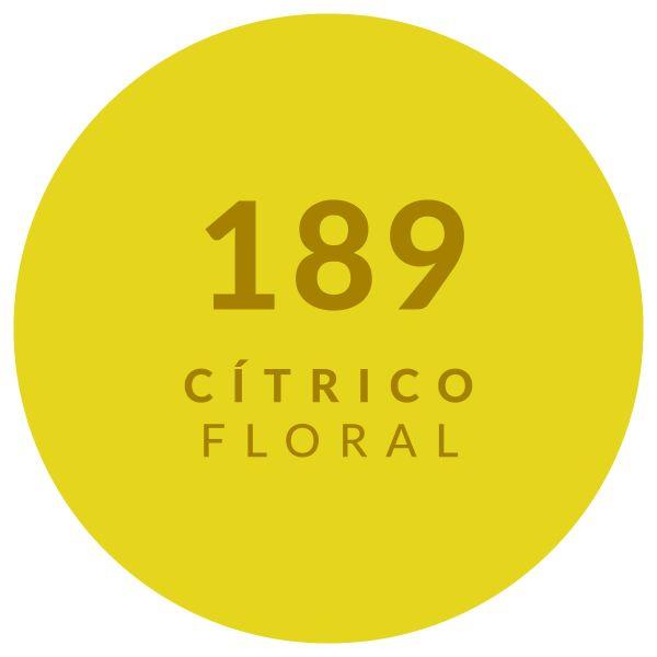 Cítrico Floral 189