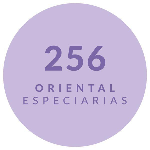 Oriental com Especiarias 256