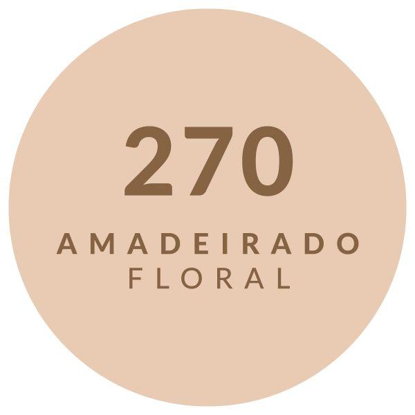 Amadeirado Floral 27