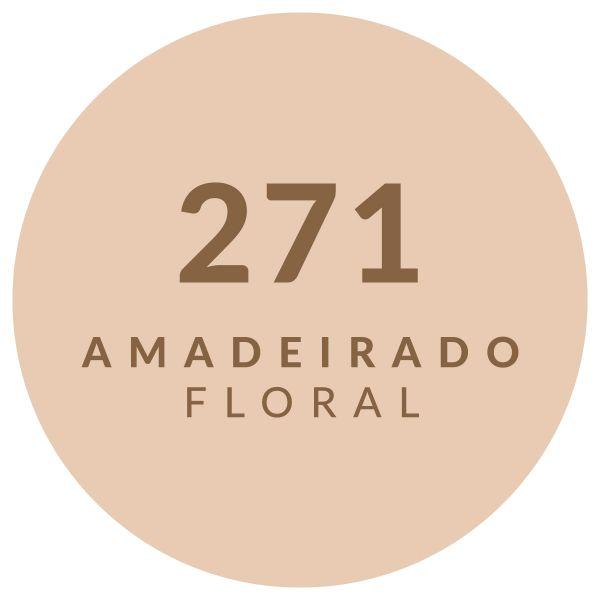 Amadeirado Floral 271