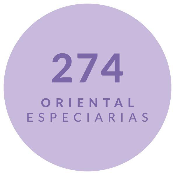 Oriental com Especiarias 274