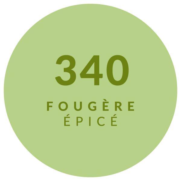 Herbacé Épicé 340