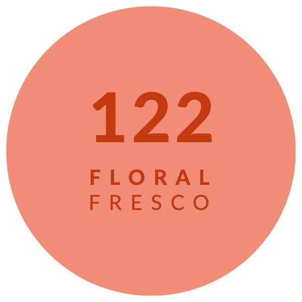 Floral Fresco 122