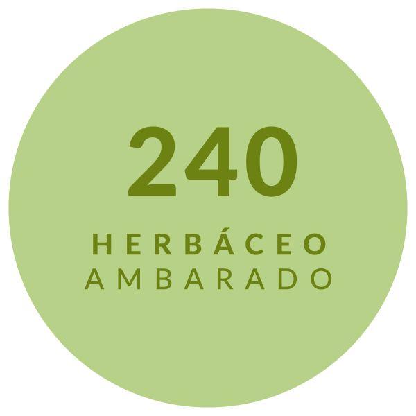 Herbáceo Ambarado 240