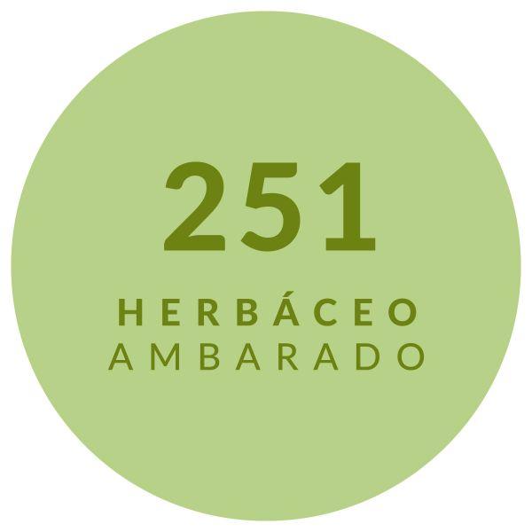 Herbáceo Ambarado 251